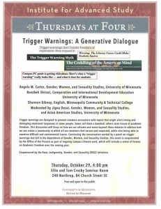 10.29.15 Trigger Warnings 2