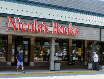 Nicolas Books
