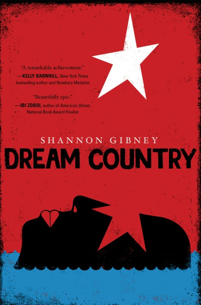 DREAM COUNTRY cover